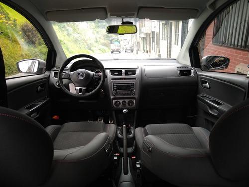 volkswagen crossfox automovil