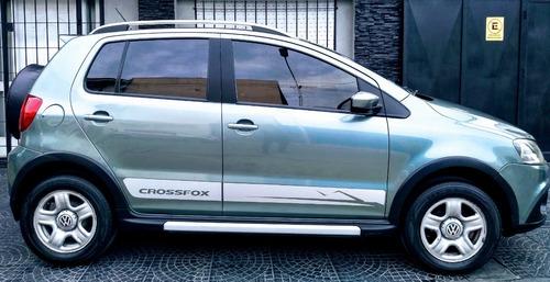 volkswagen crossfox con gnc