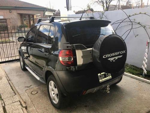 volkswagen crossfox conforline pack 1.6