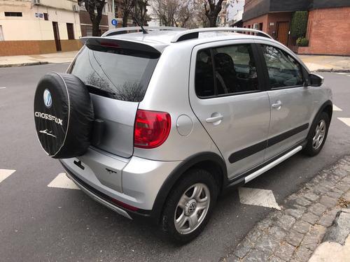 volkswagen crossfox confortline 1.6 dissano sandero stepway