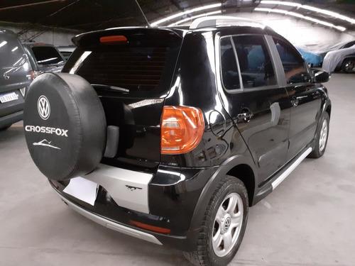 volkswagen crossfox confortline pack 2013