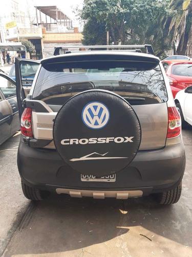 volkswagen crossfox cross fox