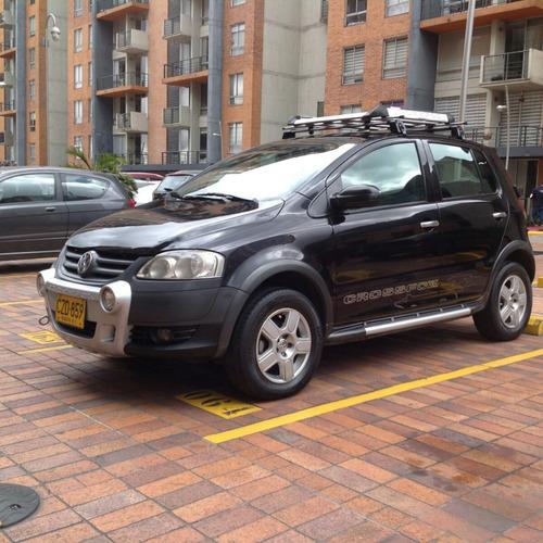 volkswagen crossfox crossfox 2008
