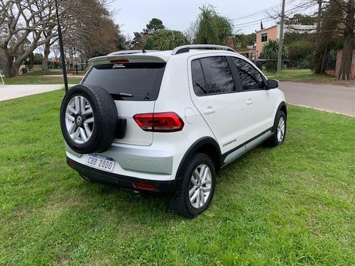 volkswagen crossfox extra full, 1.6 msi, caja de 6° divina!!