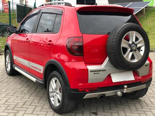 volkswagen crossfox g2 1.6 total flex 5p