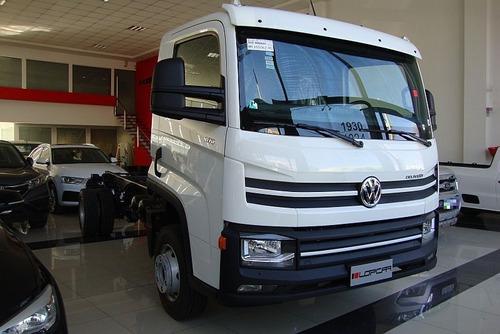 volkswagen delivery 9170 chasis c/cabina