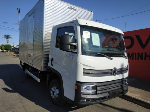 volkswagen delivery express 2021 baú 4,50m