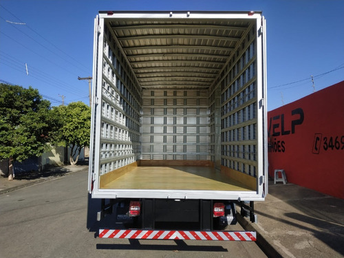 volkswagen delivery express 2021 baú 4,50m pronta entrega