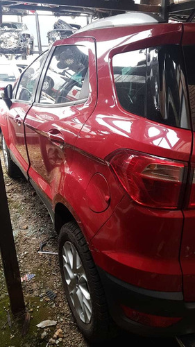 volkswagen ecosport 2014 airbag motor câmbio motor sucata