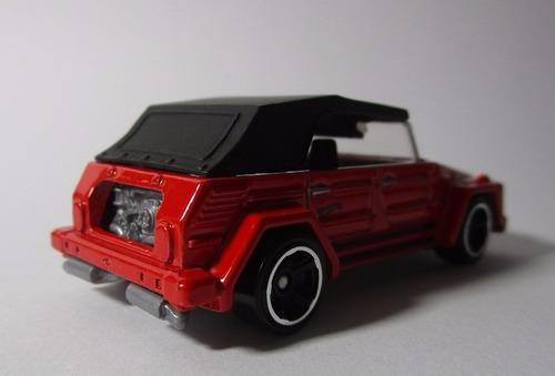 volkswagen escala 7cm coleccion  hot wheels 1/64 o