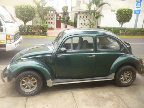 volkswagen escarabajo 1300 año 1980