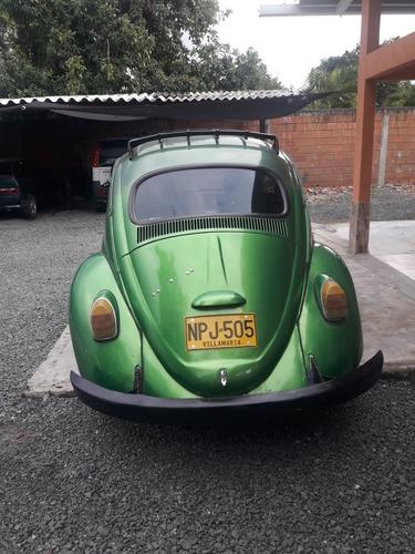 volkswagen escarabajo 1.3cc