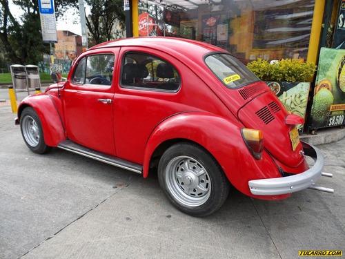 volkswagen escarabajo 1.500cc mt