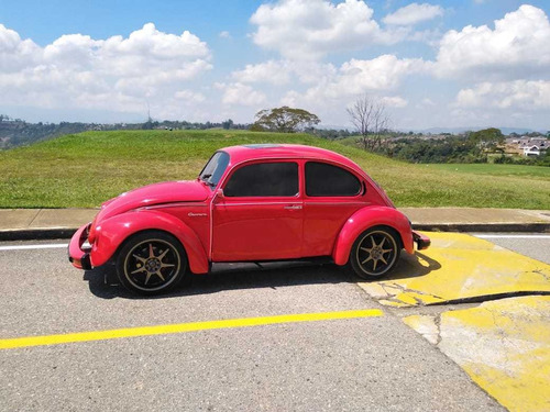 volkswagen escarabajo 1.6 re full aire acondicionado