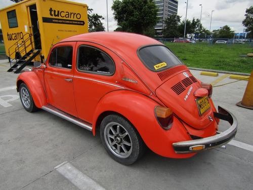 volkswagen escarabajo 1600 carroceria 70
