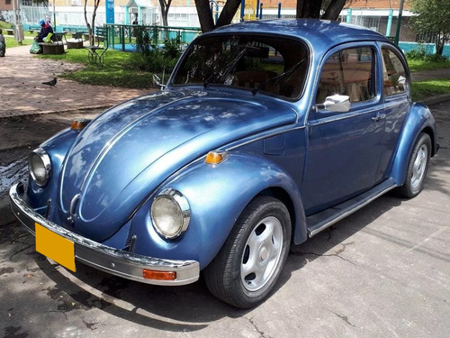 volkswagen escarabajo  1600 cc