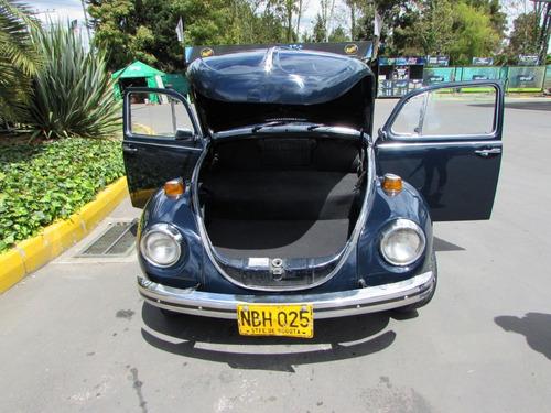 volkswagen escarabajo 1600 mt