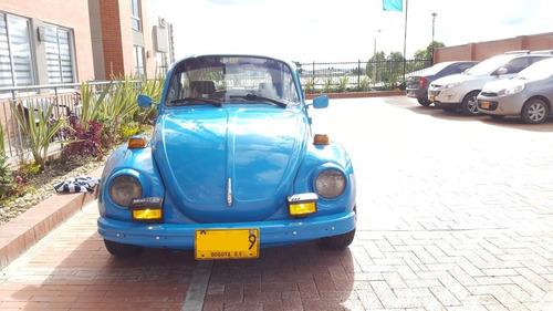 volkswagen escarabajo 1600cc