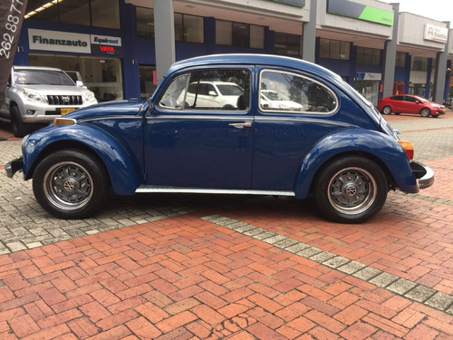 volkswagen escarabajo 1961