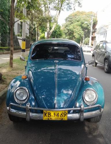 volkswagen escarabajo 1966 1600cc