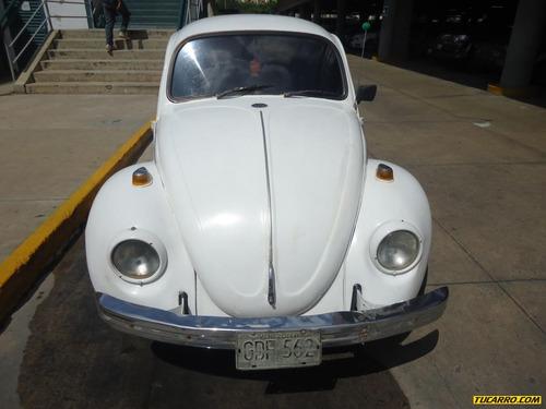 volkswagen escarabajo 1970