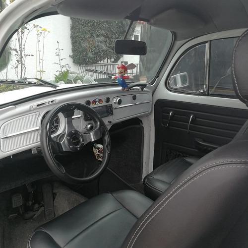 volkswagen escarabajo, 1976 en excelente estado, 1600 cc.