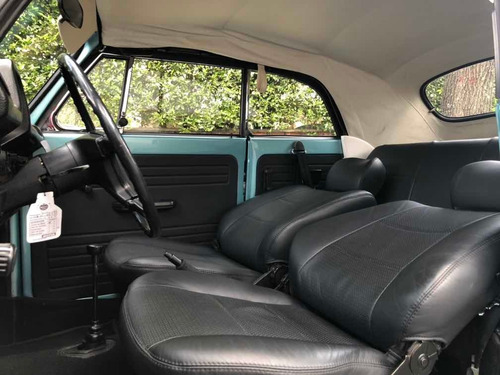volkswagen escarabajo 1979 1.6 escarabajo