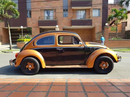 volkswagen escarabajo 1979 restaurado, en muy buen estado
