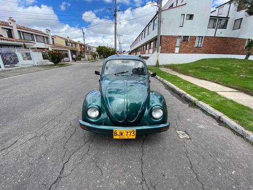 volkswagen escarabajo 1997