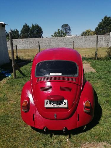 volkswagen escarabajo 71 aleman
