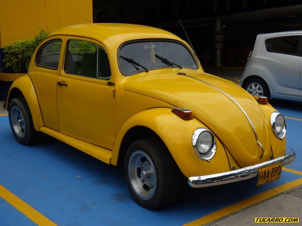 Tu Carro Com >> Volkswagen Escarabajo - $ 10.250.000 en TuCarro