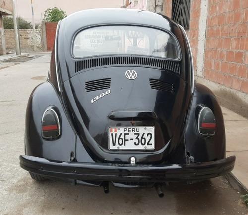 volkswagen escarabajo alemán 1957