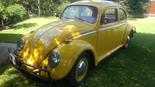 volkswagen escarabajo aleman 1958