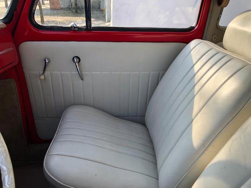 volkswagen escarabajo aleman 1964 fierreras.