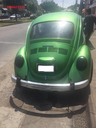 volkswagen escarabajo aleman 1971