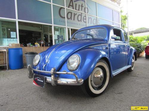 volkswagen  escarabajo aleman