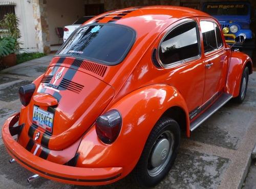 volkswagen escarabajo año 1973, motor 1600