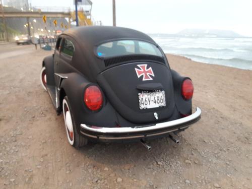 volkswagen escarabajo bajo