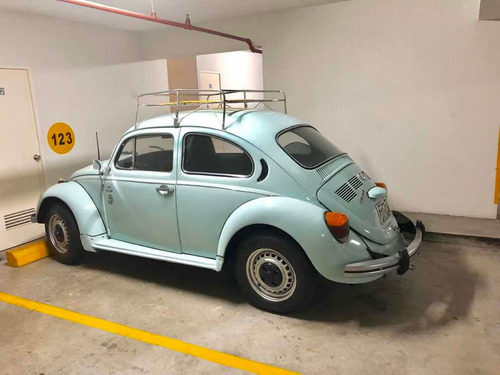 volkswagen escarabajo brasilera