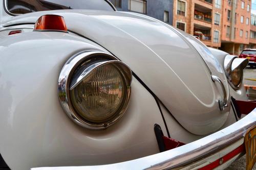 volkswagen escarabajo clásico modelo 56