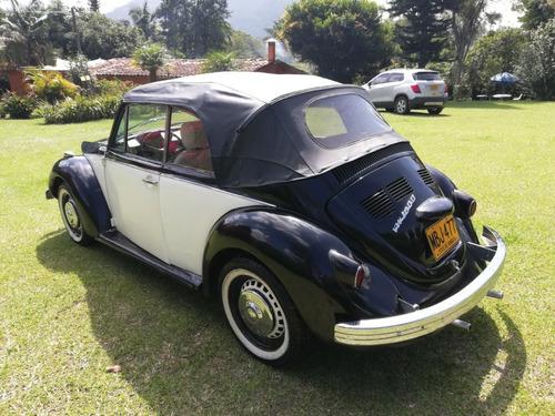 volkswagen escarabajo coupe convertible 1996