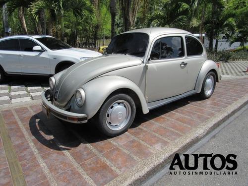 volkswagen escarabajo coupe mt cc1600
