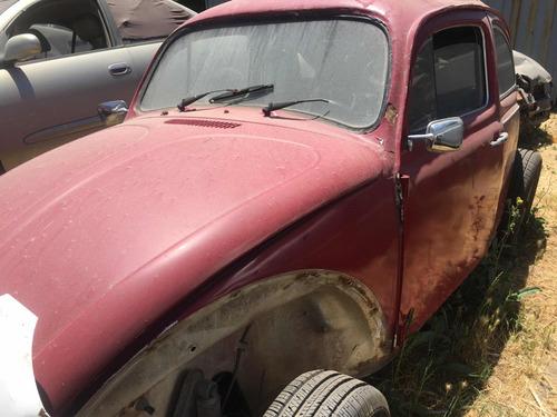 volkswagen escarabajo desarme escarabajo 1.300
