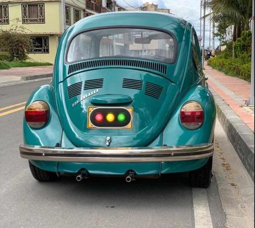volkswagen escarabajo doble carburador