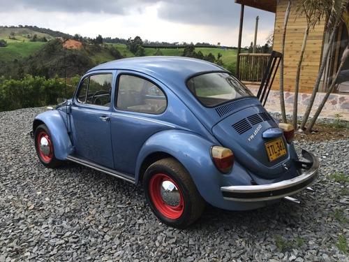 volkswagen escarabajo escarabajo mod. 79