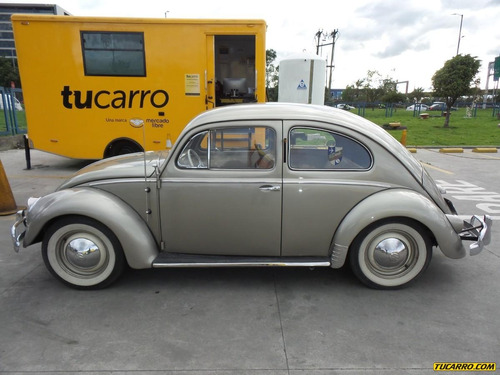 volkswagen escarabajo escarabajo oual 1300cc