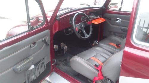 volkswagen escarabajo hermoso 1970 motor 1600  todo al dia