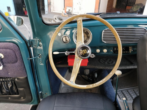 volkswagen escarabajo modelo 1953