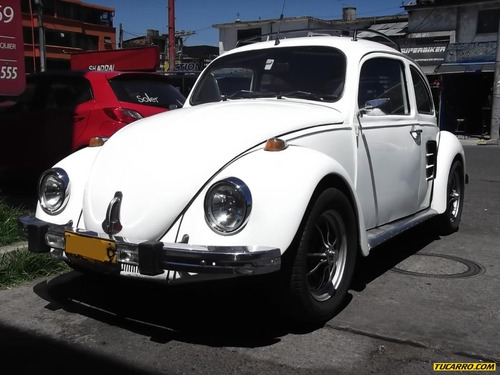 volkswagen escarabajo modificado 2.3