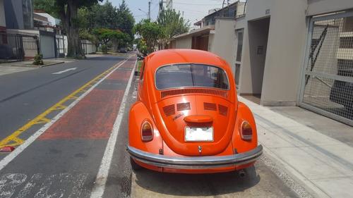 volkswagen escarabajo motor 1.3   2 puertas buen estado